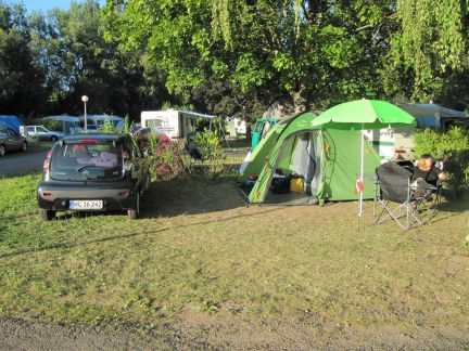 camping intercommunale Riquewihr